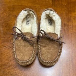 Women's Ugg Moccasin Slippers
